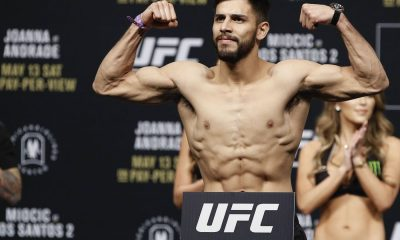 yair rodriguez injured