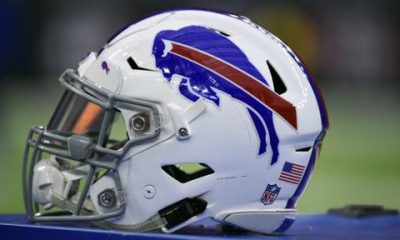 Buffalo Bills players to show decals on helmets