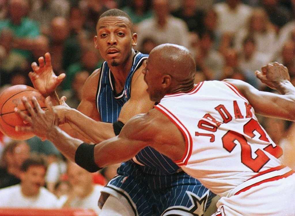 Anfernee ''Penny'' Hardaway NBA players' careers ended soon