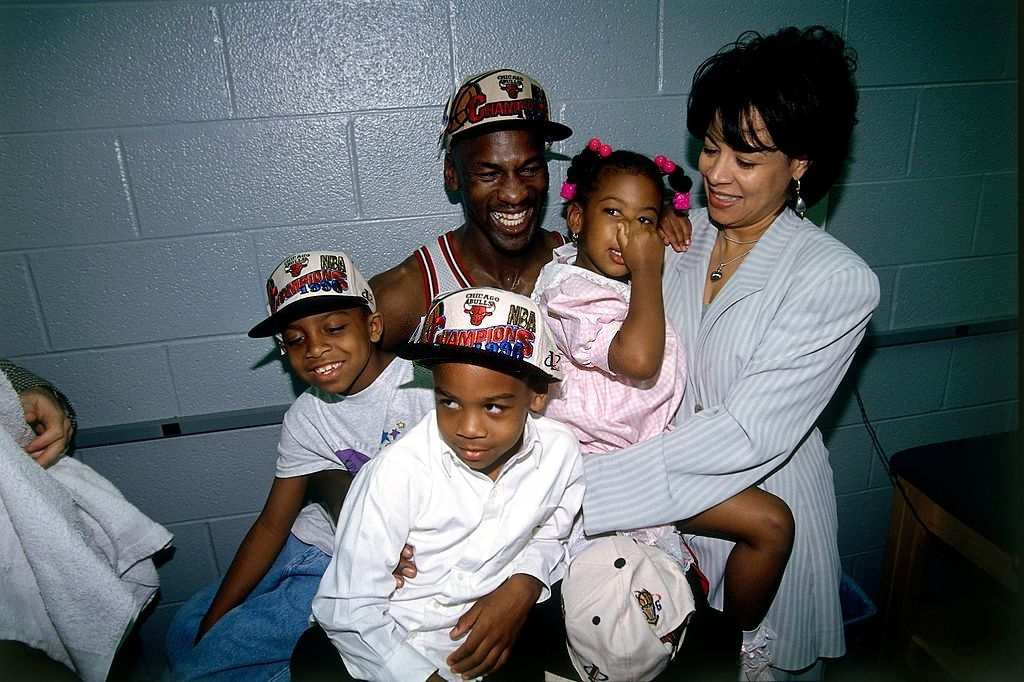 Michael Jordan Children