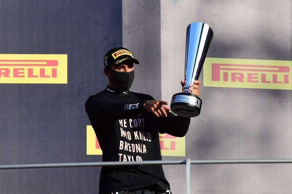 Mugello, Tuscan Grand Prix; Lewis Hamilton