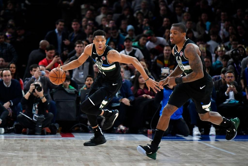 Giannis Antetokounmpo: best NBA power forwards