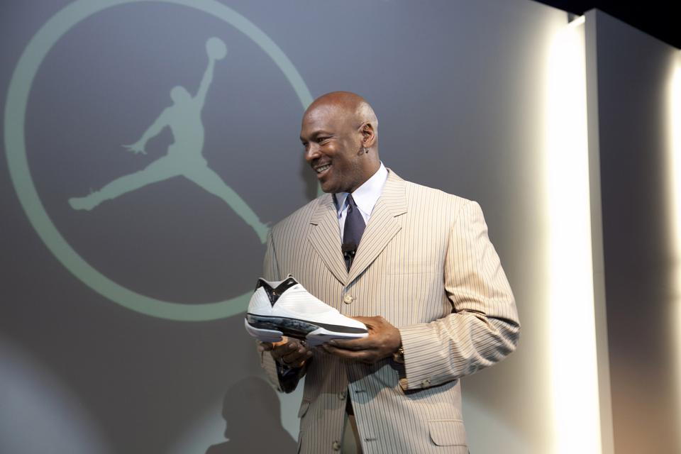 Michael Jordan Endorsements and Investments