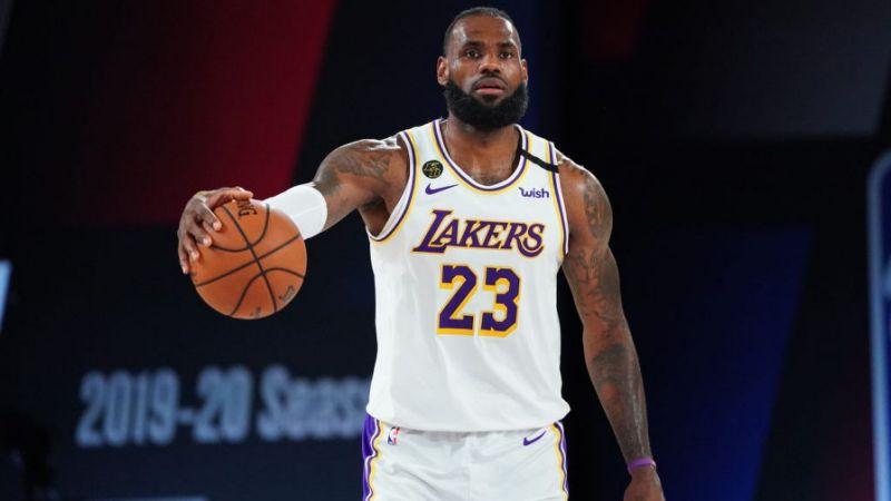 NBA finals appearance