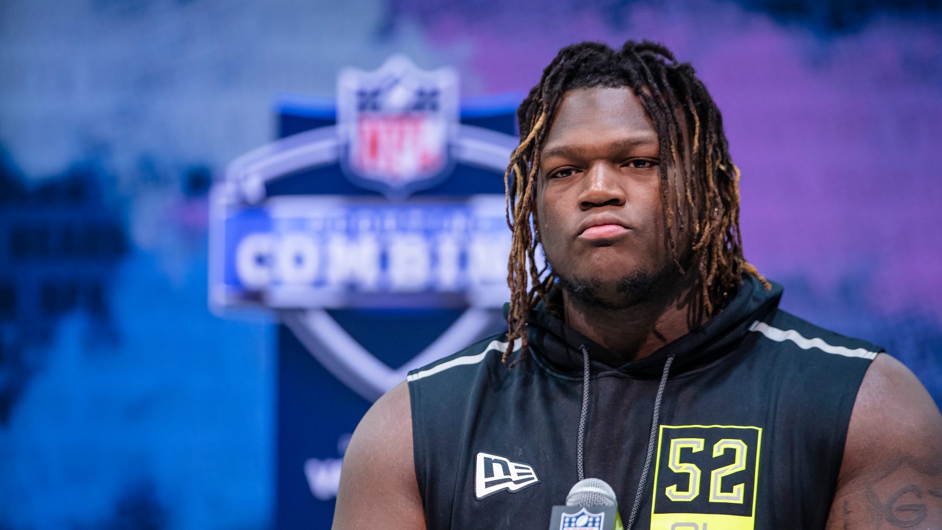 isaiah wilson nfl titans arrested dui charges round pick draft tennessee rodgers getty indiana indianapolis february packers mock georgia aaron