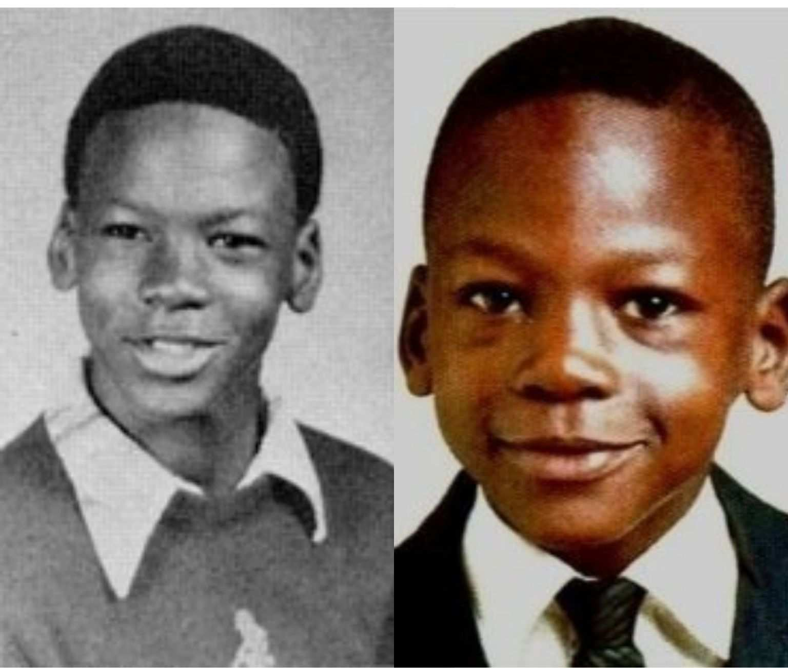 Michael Jordan early life and childhood