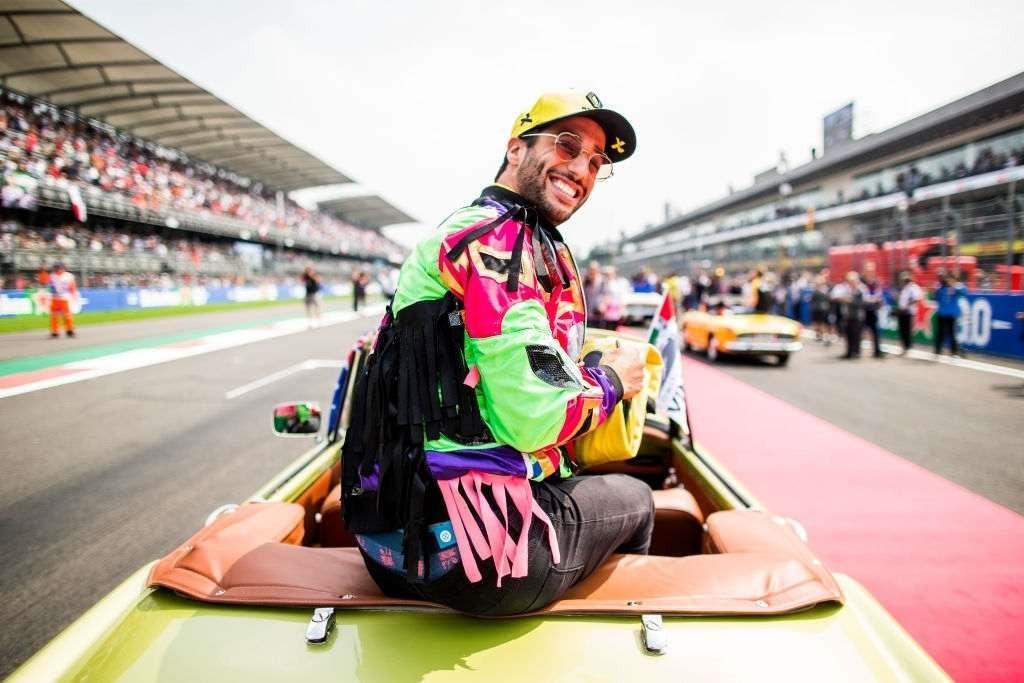 Daniel Ricciardo the next big name in F1