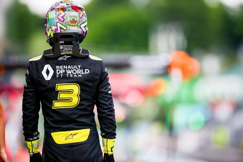 Daniel Ricciardo future