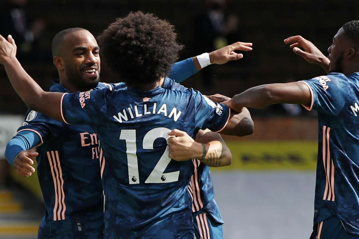 Willian marks Arsenal debut with two assists, inspires 3-0 win over Fulham  - Sportszion