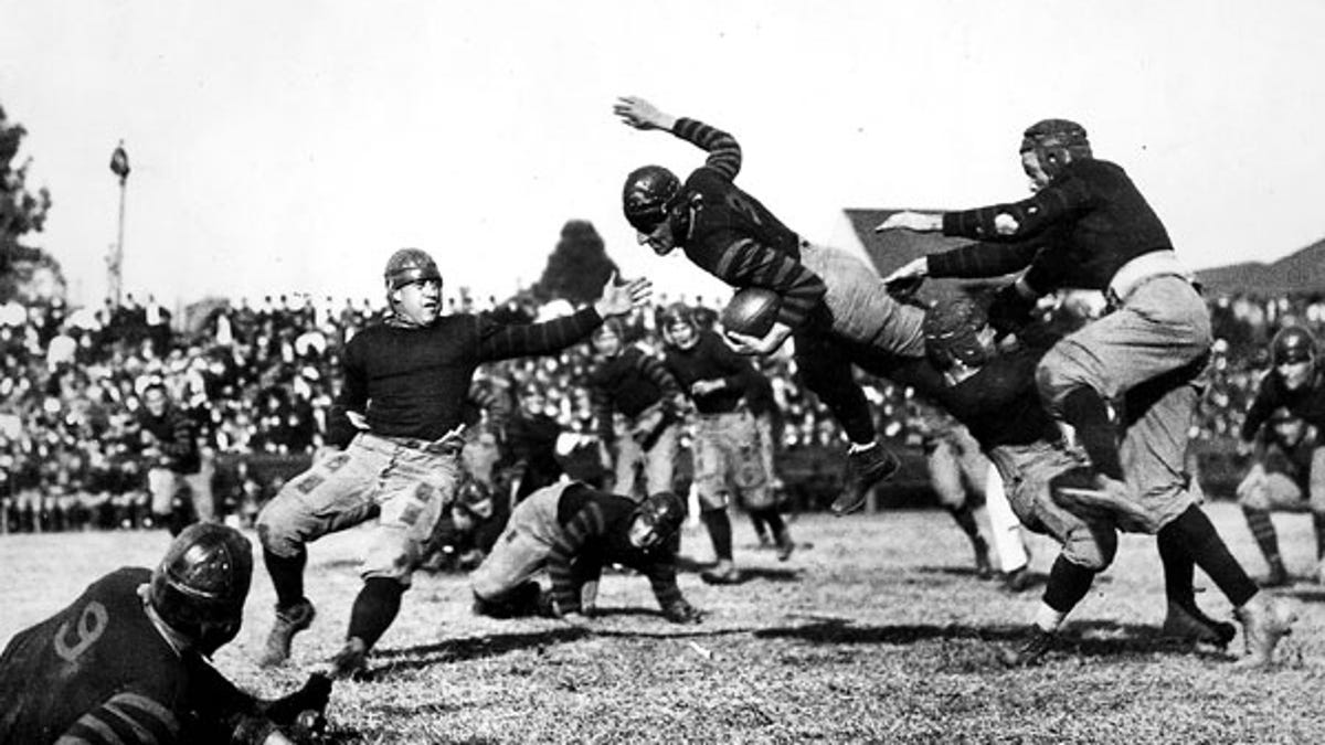 NFL 100 years
