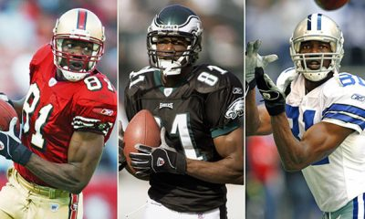 Best wide receivers of all time