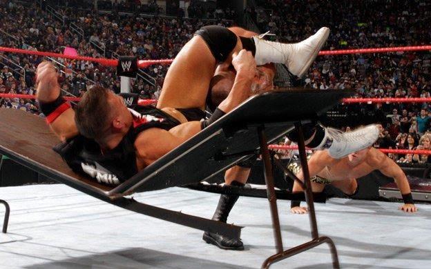 WWE weapons