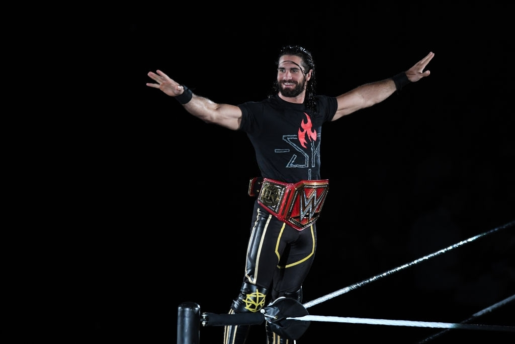 Seth Rollins threat to other WWE fighters
