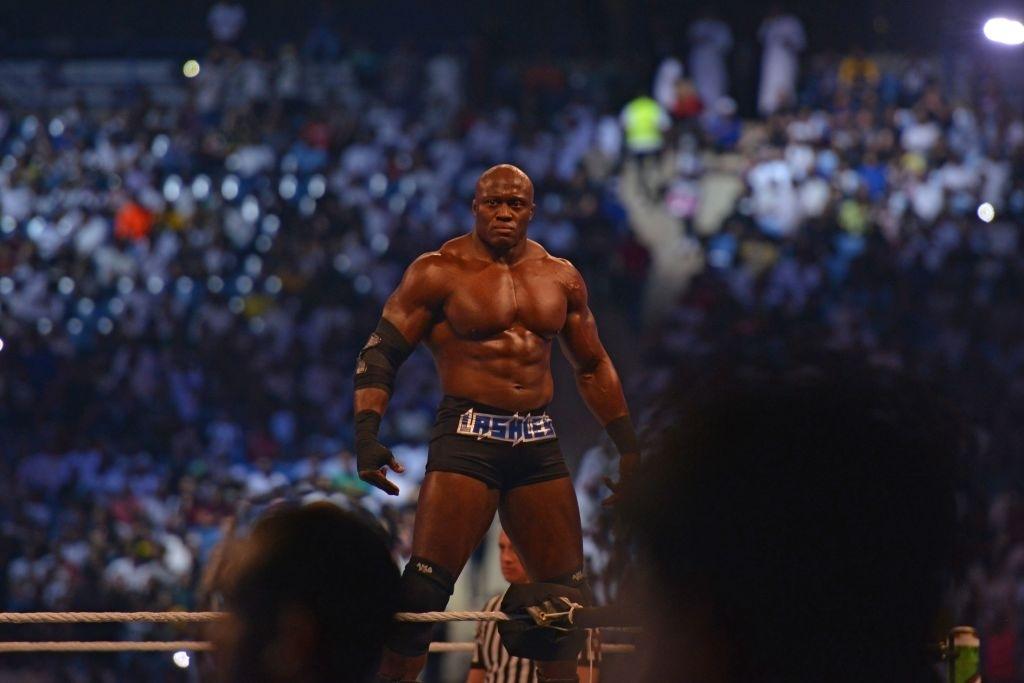 Bobby Lashley Wrestler
