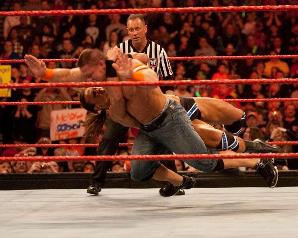 Drew McIntyre WWE star