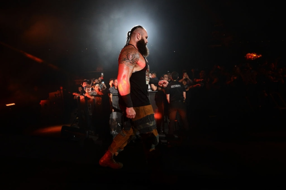 Braun Strowman Monster