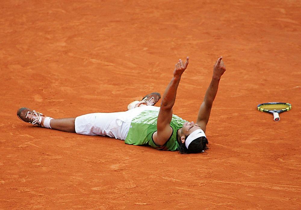 French Open semi-final 2005
