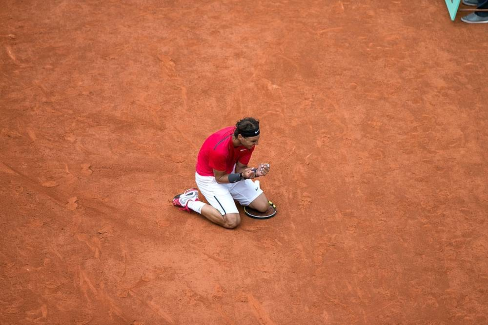 2012 French Open: Return of the King