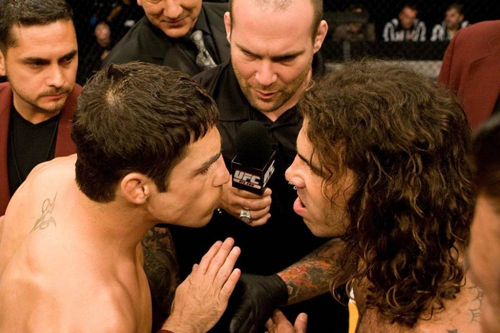 Clay Guida vs Diego Sanchez best fight ever