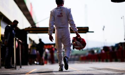 Kimi Raikkonen's egp career