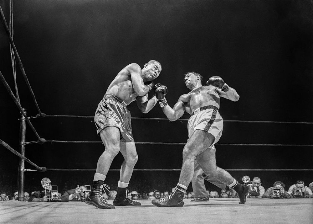 Rocky Marciano one of the best boxers of all time