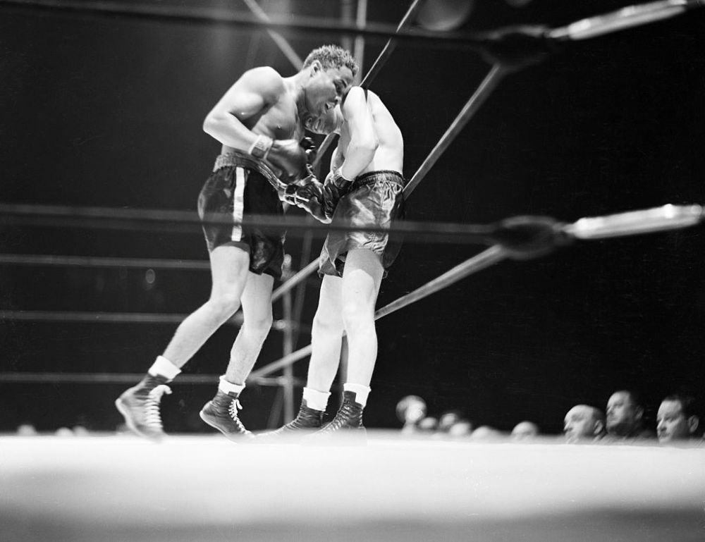 Henry Armstrong best boxer