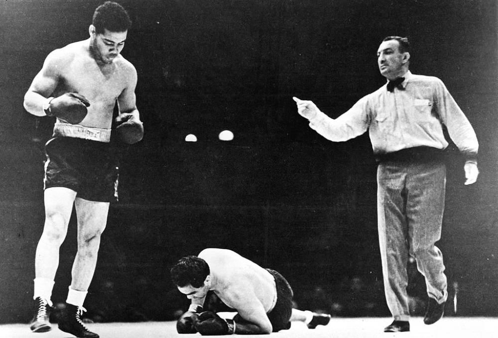 Joe Louis- Greatest Heavyweight Boxers