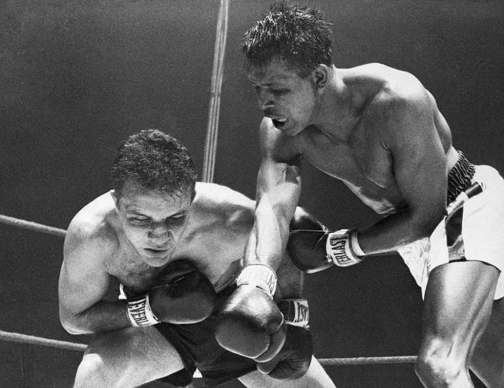 Sugar Ray Robinson- Best Boxers Pound for Pound