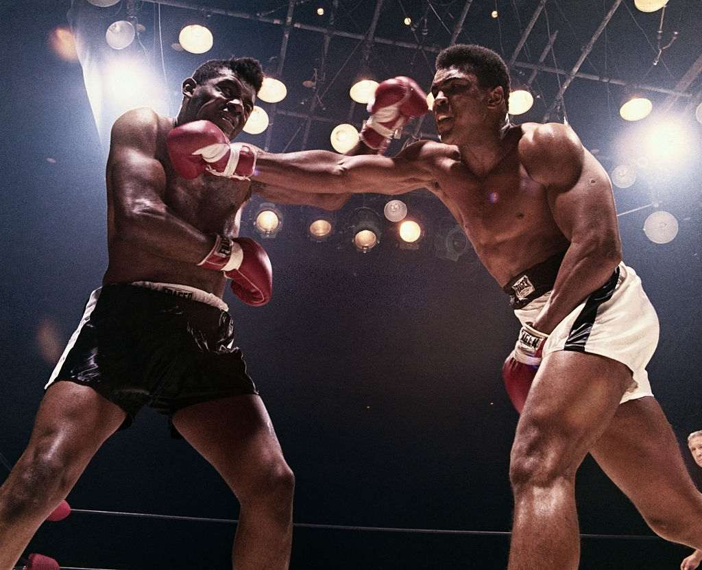 Ranking best boxers of all time