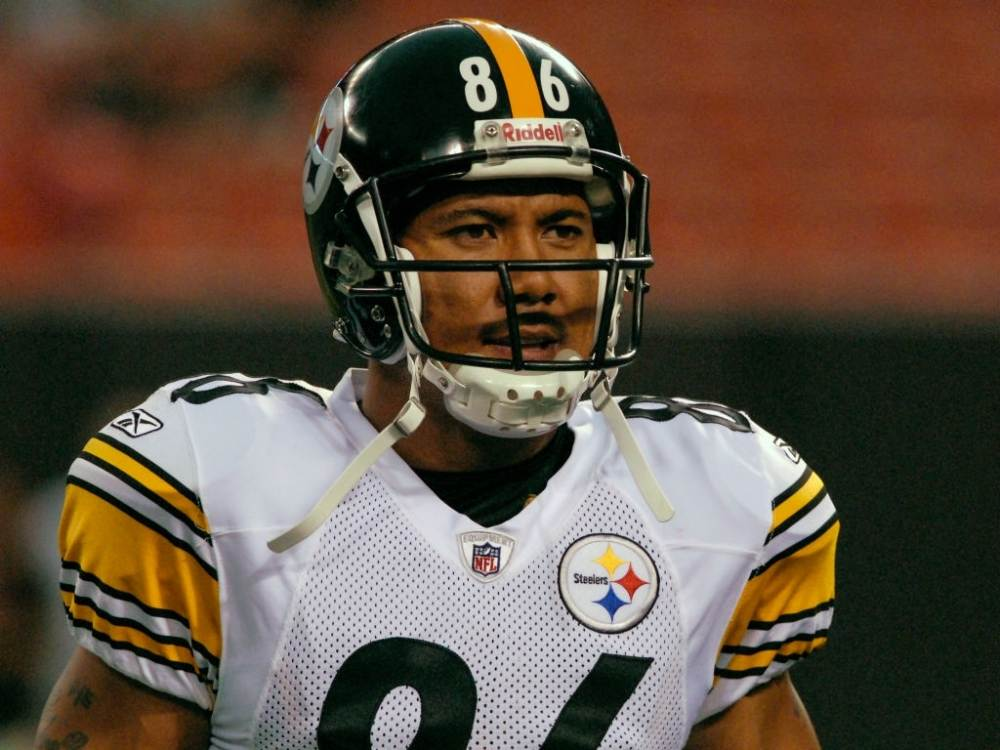 Asian in NFL Hines Ward