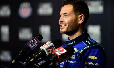 Kyle Larson suspension update