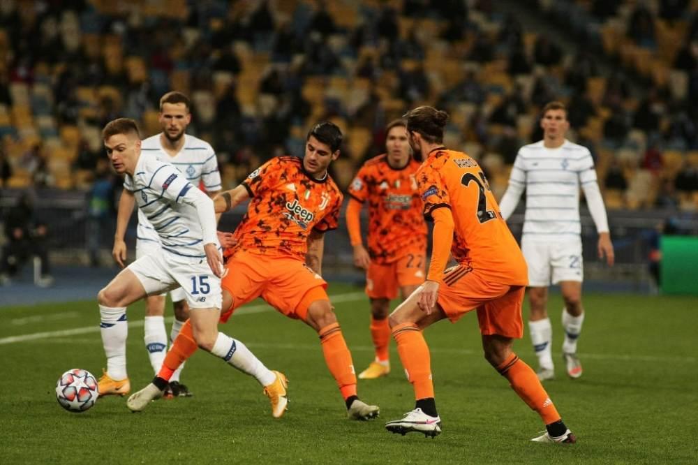 Juventus vs Dynamo Kyiv, Morata scores twice