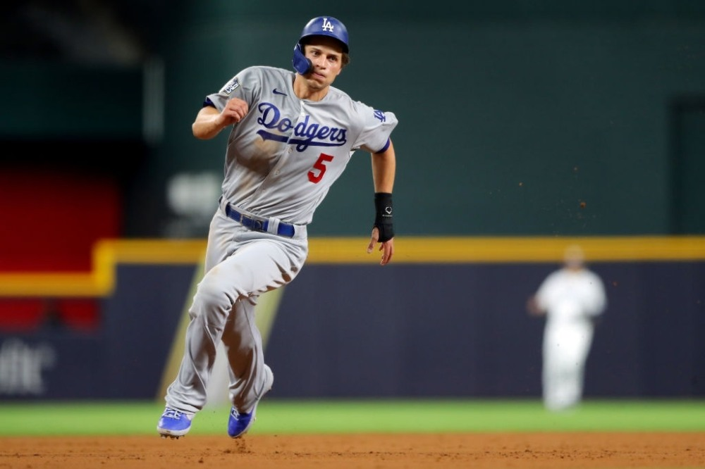Corey Seager's first Gold Glove