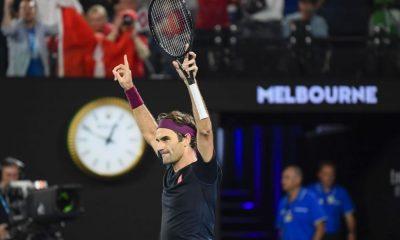 Fed-Express Roger Federer