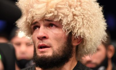 Khabib's retirement announcement