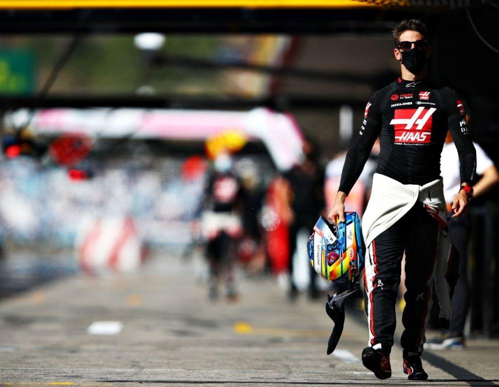 Romain Grosjean F1 career