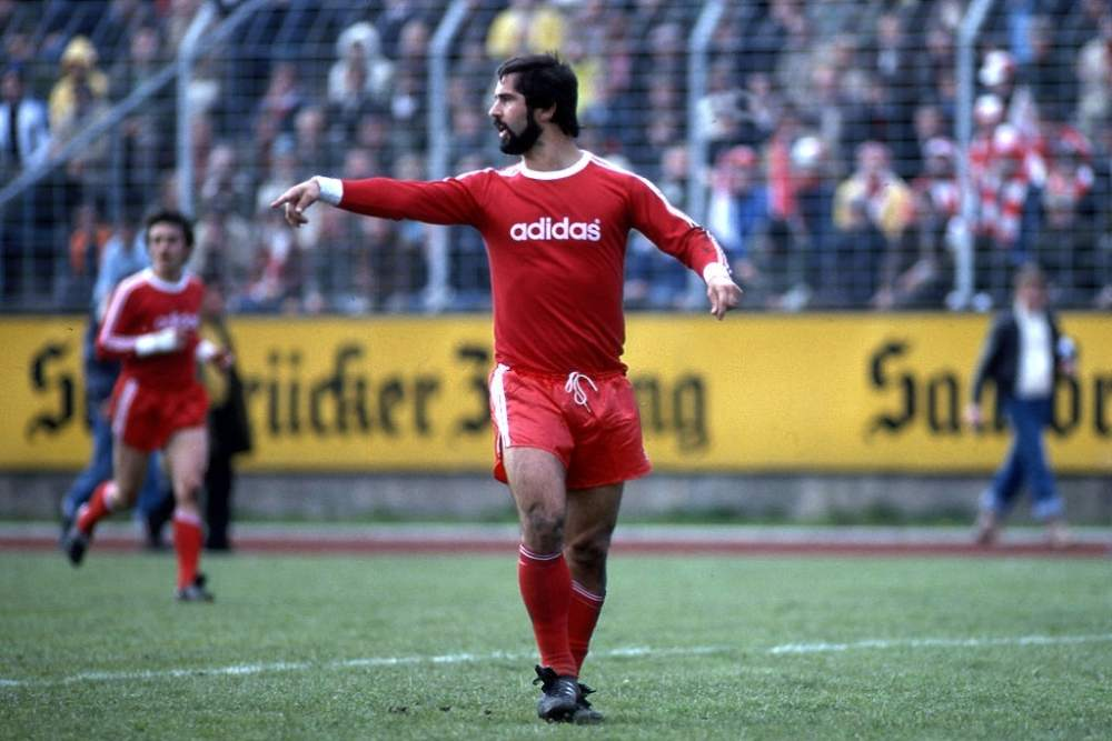 Bundesliga record