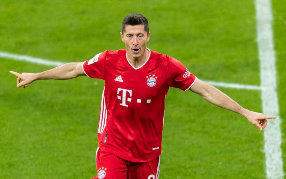 Bundesliga record: Robert Lewandowski to break Gerd Muller's 40-goal mark?