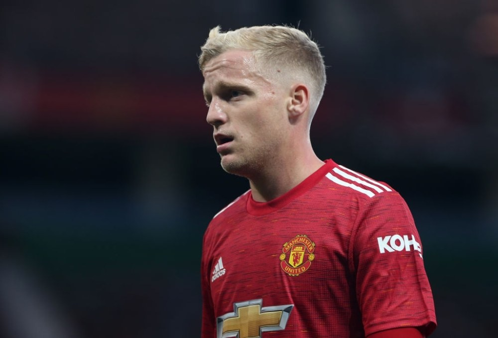 Donny van de Beek Manchester United future