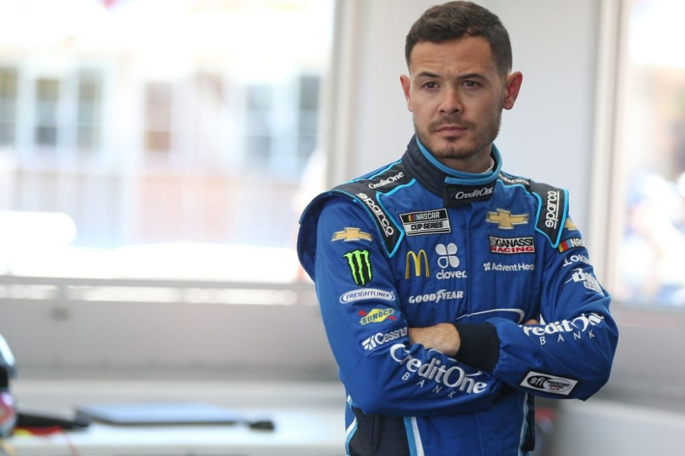 Kyle Larson will drive the No. 5 car with Hendrick Motorsports