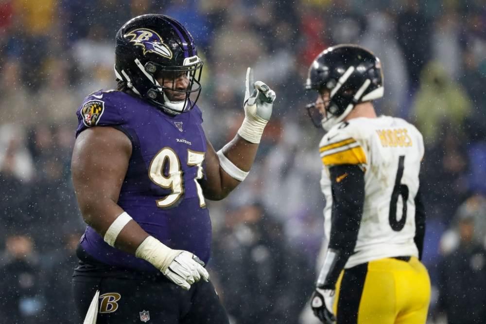 Steelers vs Ravens rivalry