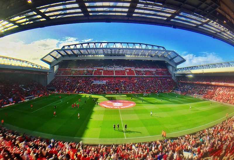 Best EPL stadiums