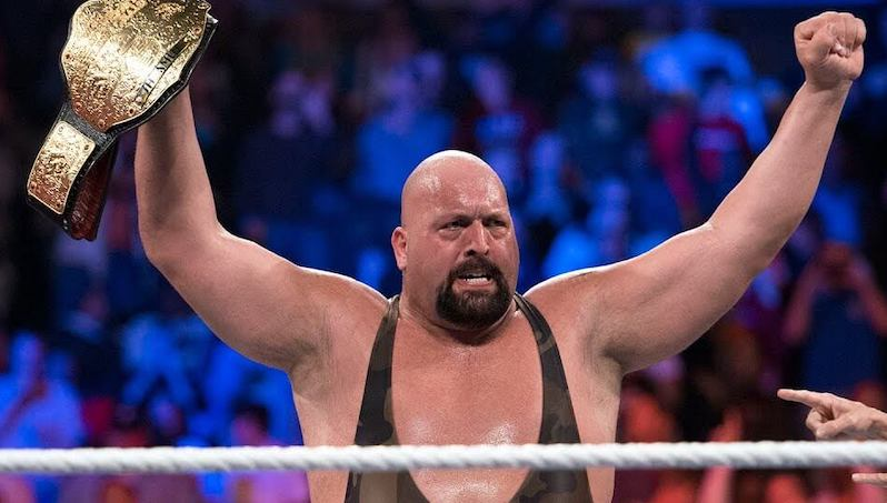 The Big Show strongest wrestler ever