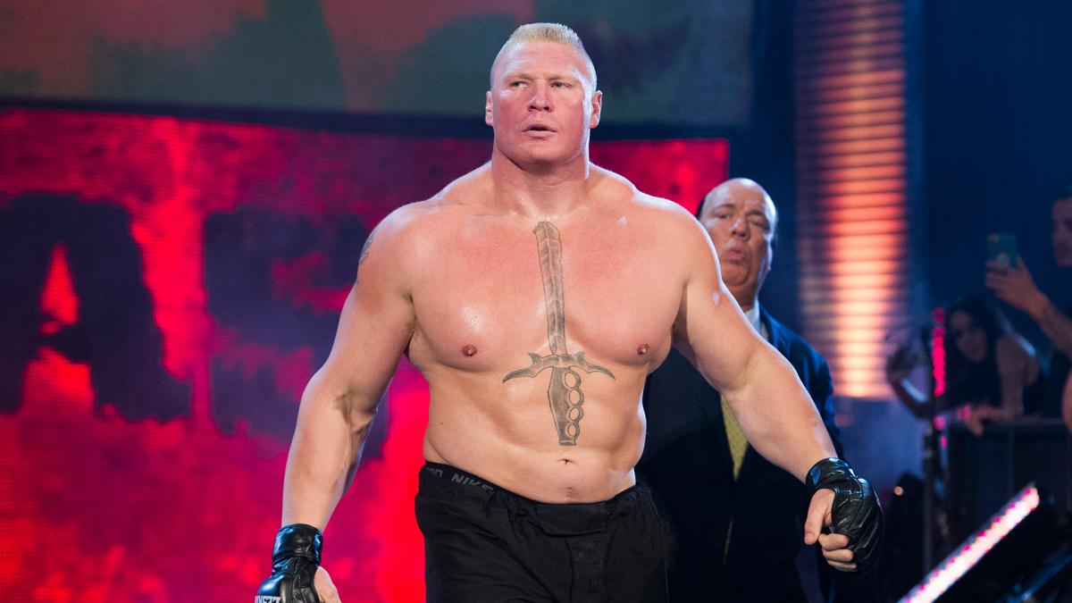 Brock Lesnar a stongest wrestler