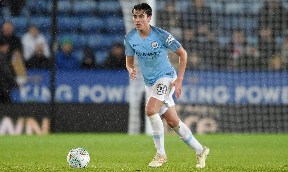 Eric Garcia transfer