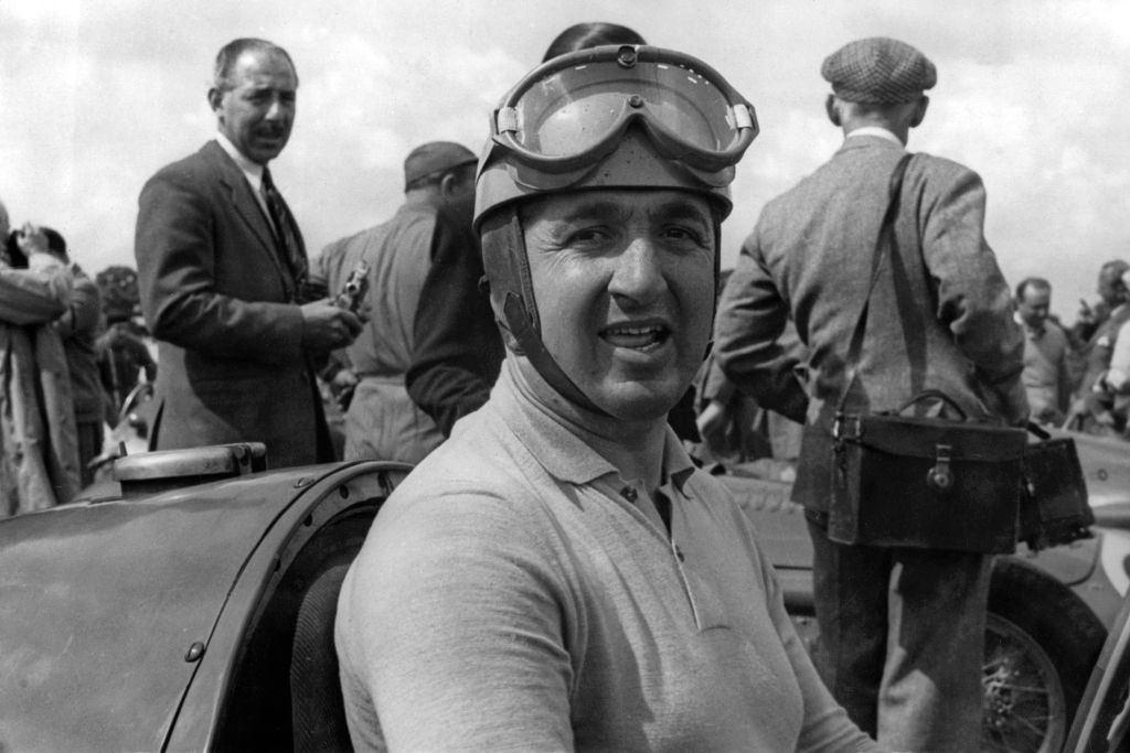 Alberto Ascari f1 driver