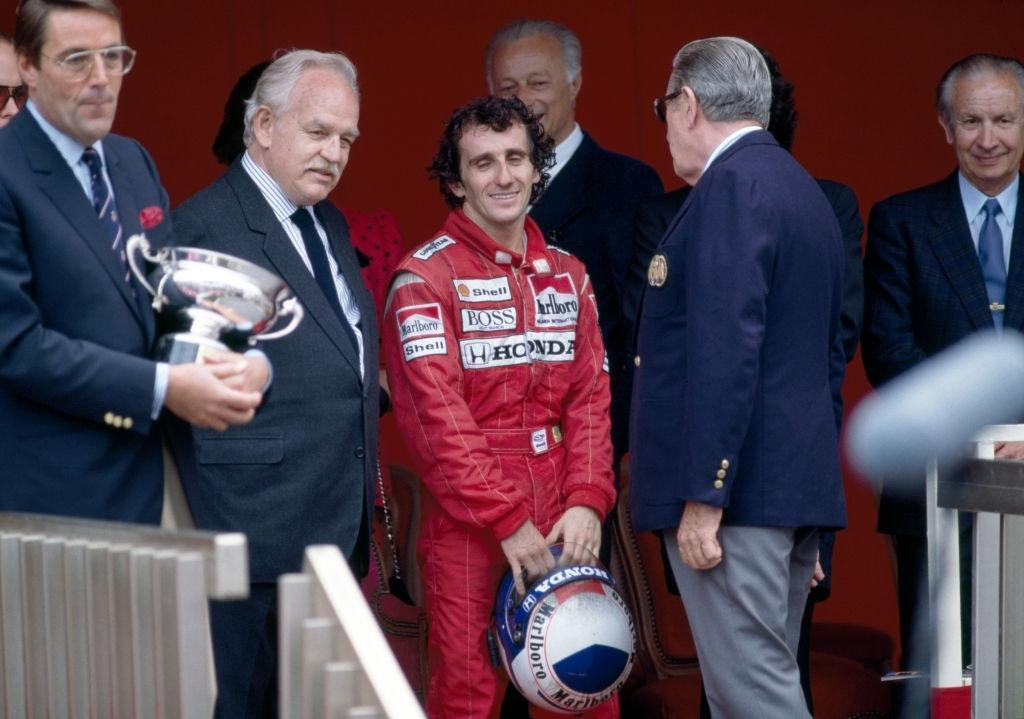 Alain Prost greatest f1 driver