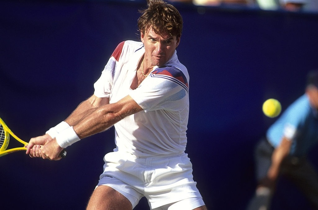 Jimmy Connors tennis player
