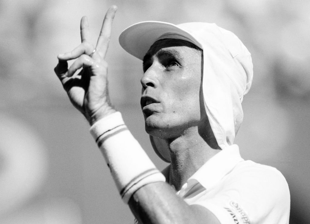 One of the best tennis players Ivan Lendl