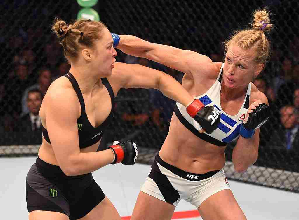 UFC193: Rousey vs. Holm
